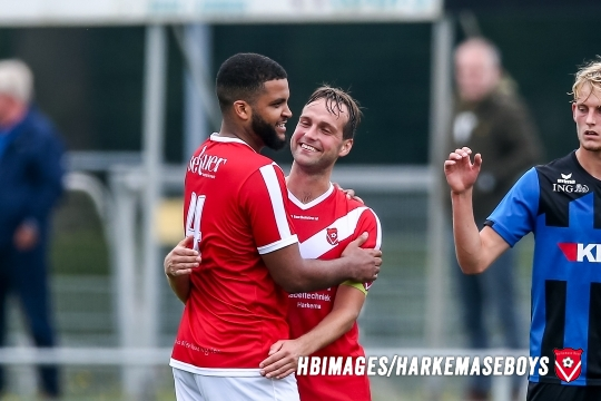 ACV v Harkemase Boys - Dutch Third Divisie
