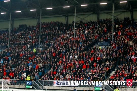 SC Heerenveen v Harkemase Boys - KNVB Beker